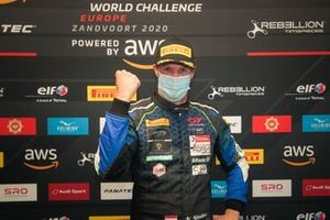 Polesitter: #14 Emil Frey Racing Lamborghini Huracan GT3 Evo: Norbert Siedler