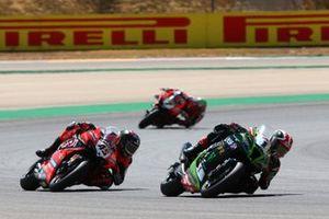 Jonathan Rea, Kawasaki Racing Team, Scott Redding, Arubait Racing Ducati