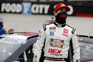 Harrison Burton, Joe Gibbs Racing, Toyota Supra Hunt Brothers Pizza/DEX Imaging