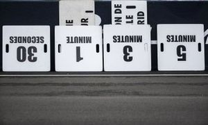 Minute boards on the grid
