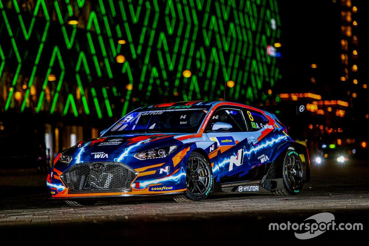 Augusto Farfus, Hyundai Motorsport, Hyundai Veloster N ETCR