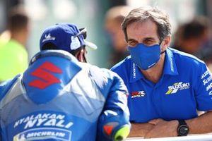 Joan Mir, Team Suzuki MotoGP, Davide Brivio