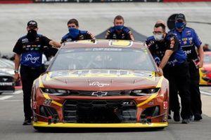 Ryan Preece, JTG Daugherty Racing, Chevrolet Camaro Bush's Beans