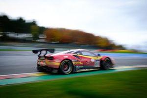 #51 AF Corse Ferrari 488 GT3: Алессандро Пьергуиди, Никлас Нильсен, Джеймс Каладо