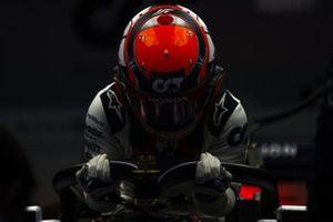Yuki Tsunoda, Honda Formula Dream Project, nella sua auto
