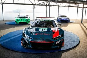 Audi R8 LMS 2021 regulation