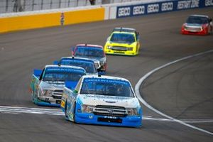 Todd Gilliland, Front Row Motorsports, Ford F-150 pneumatech, Ben Rhodes, ThorSport Racing, Ford F-150 Tenda Heal
