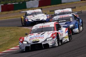 #39 Team SARD Toyota GR Supra: Heikki Kovalainen, Yuichi Nakayama
