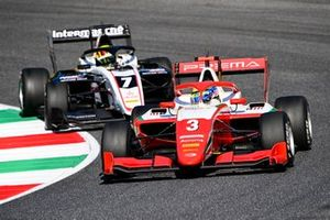 Logan Sargeant, Prema Racing and Theo Pourchaire, ART Grand Prix