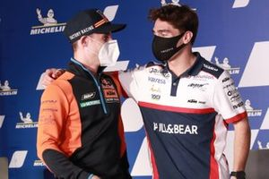 Pol Espargaro, Red Bull KTM Factory Racing, Albert Arenas, Aspar Team
