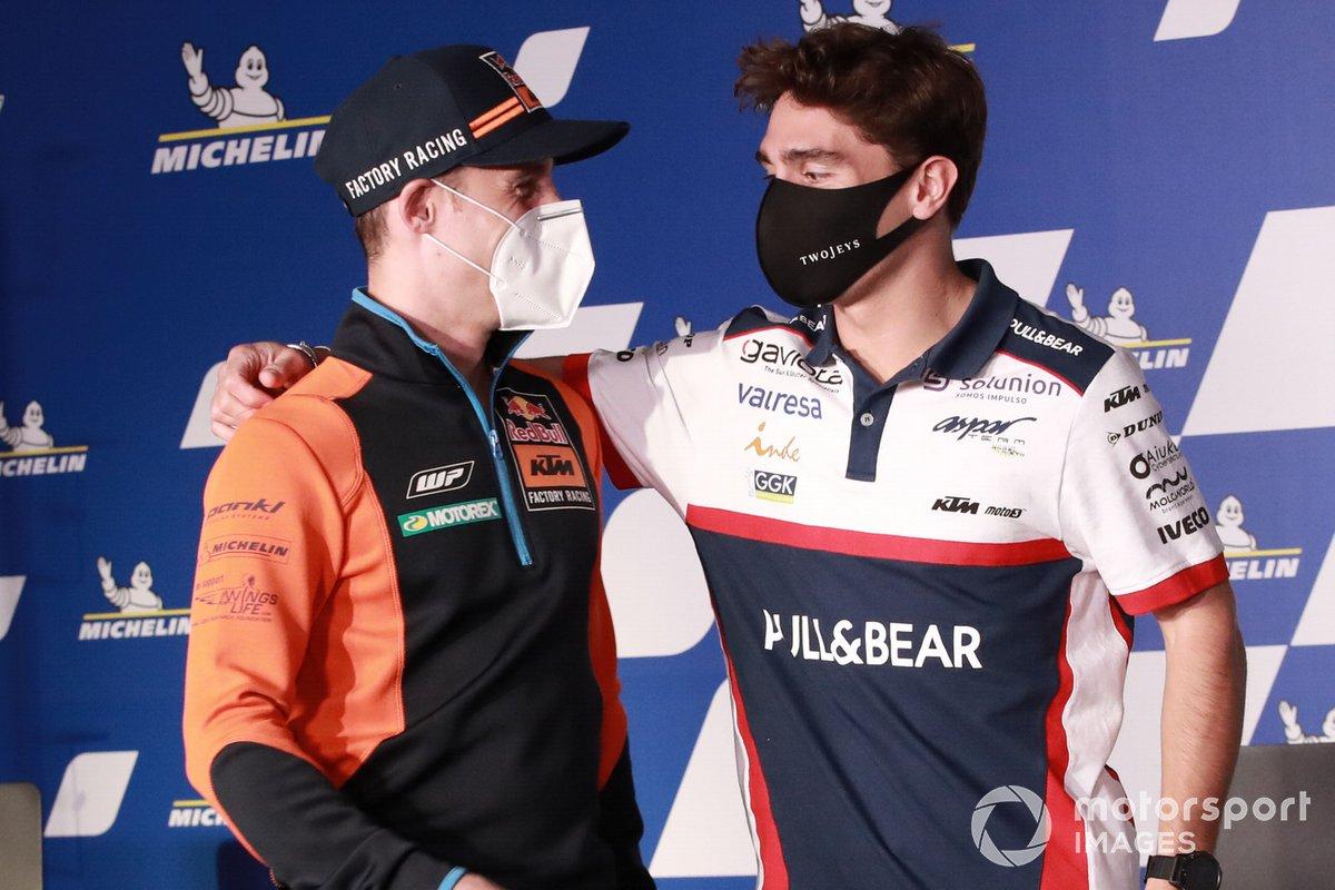Pol Espargaró, Red Bull KTM Factory Racing, Albert Arenas, Aspar Team