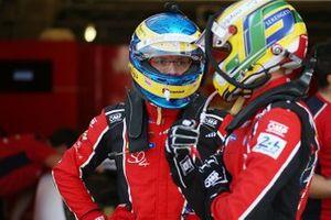 #82 Risi Competizione Ferrari 488 GTE Evo: Sébastien Bourdais, Jules Gounon