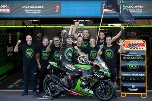 Superbike-Weltmeister 2020: Jonathan Rea, Kawasaki Racing Team