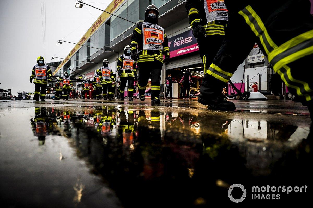Mira las fotos del viernes del GP de Eifel