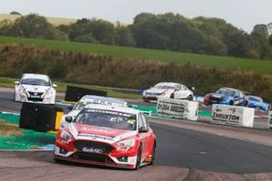 Ollie Jackson, Motorbase Performance Ford Focus