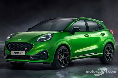 2021 Ford Puma ST Revealed As The Fiesta ST Of Crossovers