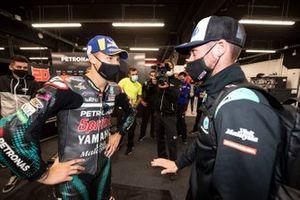 Fabio Quartararo, Petronas Yamaha SRT, Jake Dixon
