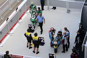 Sam Lowes, Marc VDS Racing, Remy Gardner, SAG Racing Team