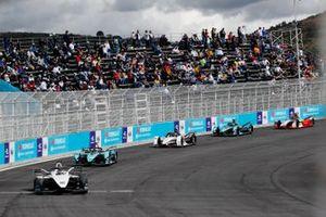 Edoardo Mortara, Venturi Racing, Silver Arrow 02, Mitch Evans, Jaguar Racing, Jaguar I-TYPE 5, Andre Lotterer, Tag Heuer Porsche, Porsche 99X Electric