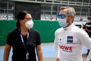 Ellen Lohr, Timo Glock, ROWE Racing