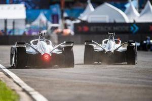 Stoffel Vandoorne, Mercedes Benz EQ, EQ Silver Arrow 02, Nyck de Vries, Mercedes Benz EQ, EQ Silver Arrow 02
