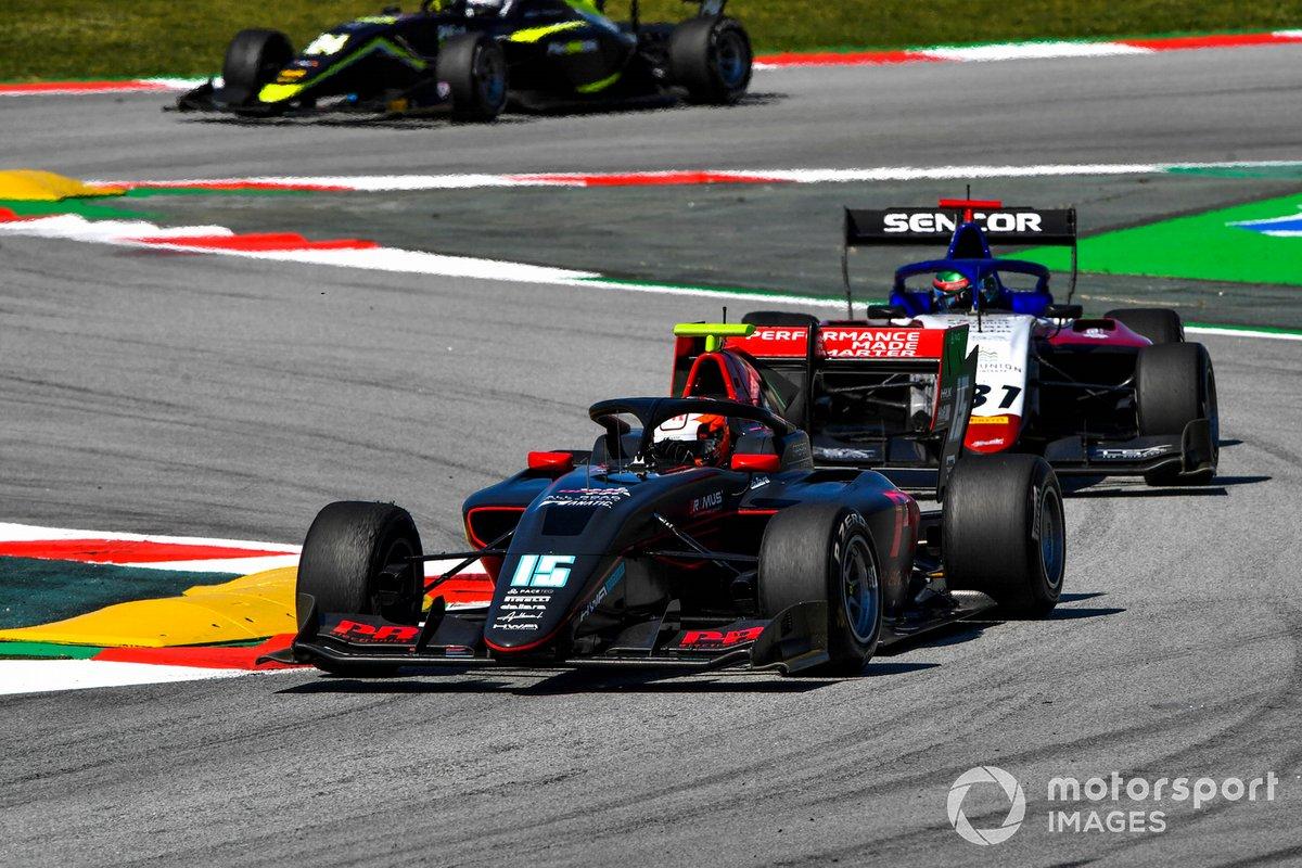 Oliver Rasmussen, HWA Racelab, Reshad De Gerus, Charouz Racing System