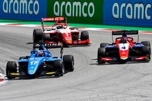 Victor Martins, MP Motorsport, Jack Doohan, Trident, Olli Caldwell, Prema Racing