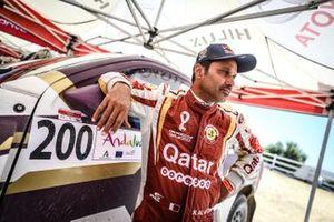 #200 Nasser Racing Toyota Hilux Overdrive: Nasser Al-Attiya