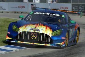 #75: Sun Energy 1 Mercedes-AMG GT3, GTD: Kenny Habul, Mikael Grenier