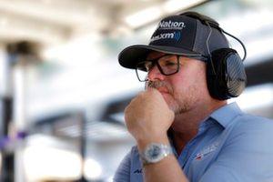 #60 Meyer Shank Racing w/Curb-Agajanian Acura DPi: Michael Shank