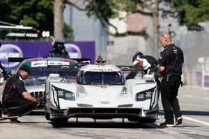 #01 Chip Ganassi Racing Cadillac DPi: Renger van der Zande, Kevin Magnussen