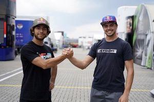Enea Bastianini, Fabio Di Giannantonio, Gresini MotoGP
