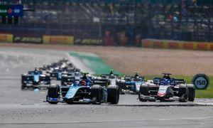 Felipe Drugovich, Uni-Virtuosi, David Beckmann, Charouz Racing System, Lirim Zendeli, MP Motorsport