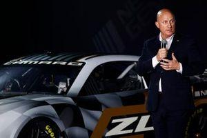Eric Warren, Director of NASCAR Programs, General Manager