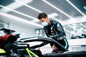 Romain Grosjean, Mercedes