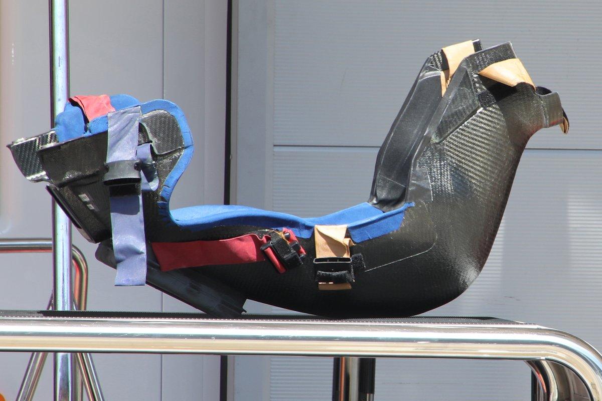 Сиденье для Alpine А521