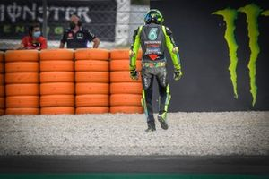 Incidente di Valentino Rossi, Petronas Yamaha SRT