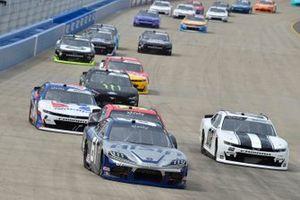 Austin Hill, Hattori Racing Enterprises, Toyota Supra AISIN, Brett Moffitt, Our Motorsports, Chevrolet Camaro Our Motorsports