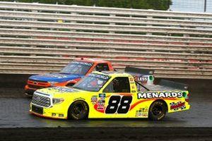 Matt Crafton, ThorSport Racing, Toyota Tundra Ideal Door / Menards, Sheldon Creed, GMS Racing, Chevrolet Silverado Liftkits4less.com