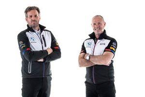 Marc Bongers, Direttore BMW Motorrad Motorsport, Shaun Muir, Team Principal