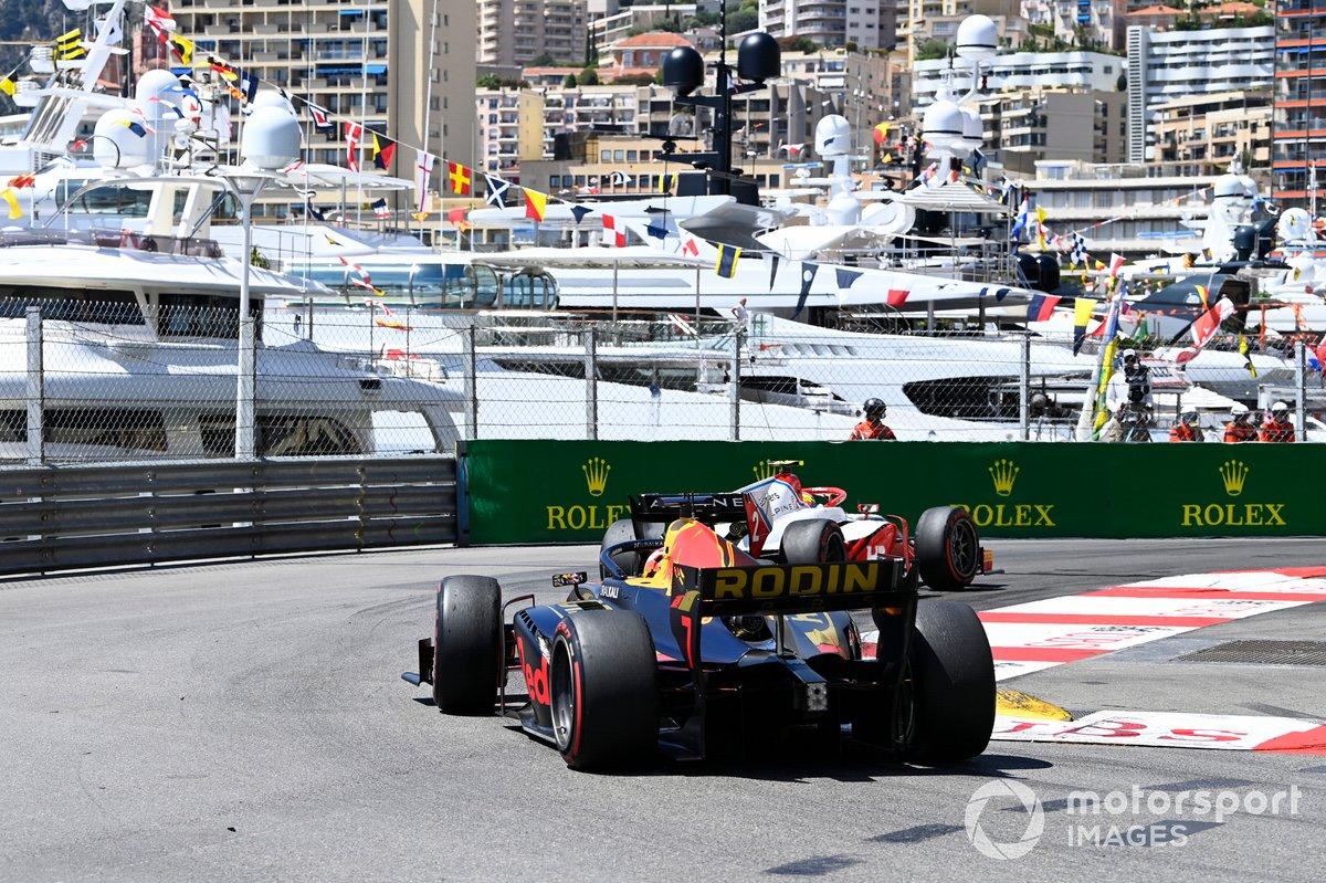 Liam Lawson, Hitech Grand Prix Oscar Piastri, Prema Racing