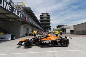 Patricio OWard, Arrow McLaren SP Chevrolet