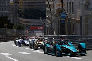 Mitch Evans, Jaguar Racing, Jaguar I-TYPE 5, Jean-Eric Vergne, DS Techeetah, DS E-Tense FE21, Maximilian Gunther, BMW i Andretti Motorsport, BMW iFE.21