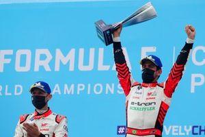 1. Lucas Di Grassi, Audi Sport ABT Schaeffler, 2. Rene Rast, Audi Sport ABT Schaeffler