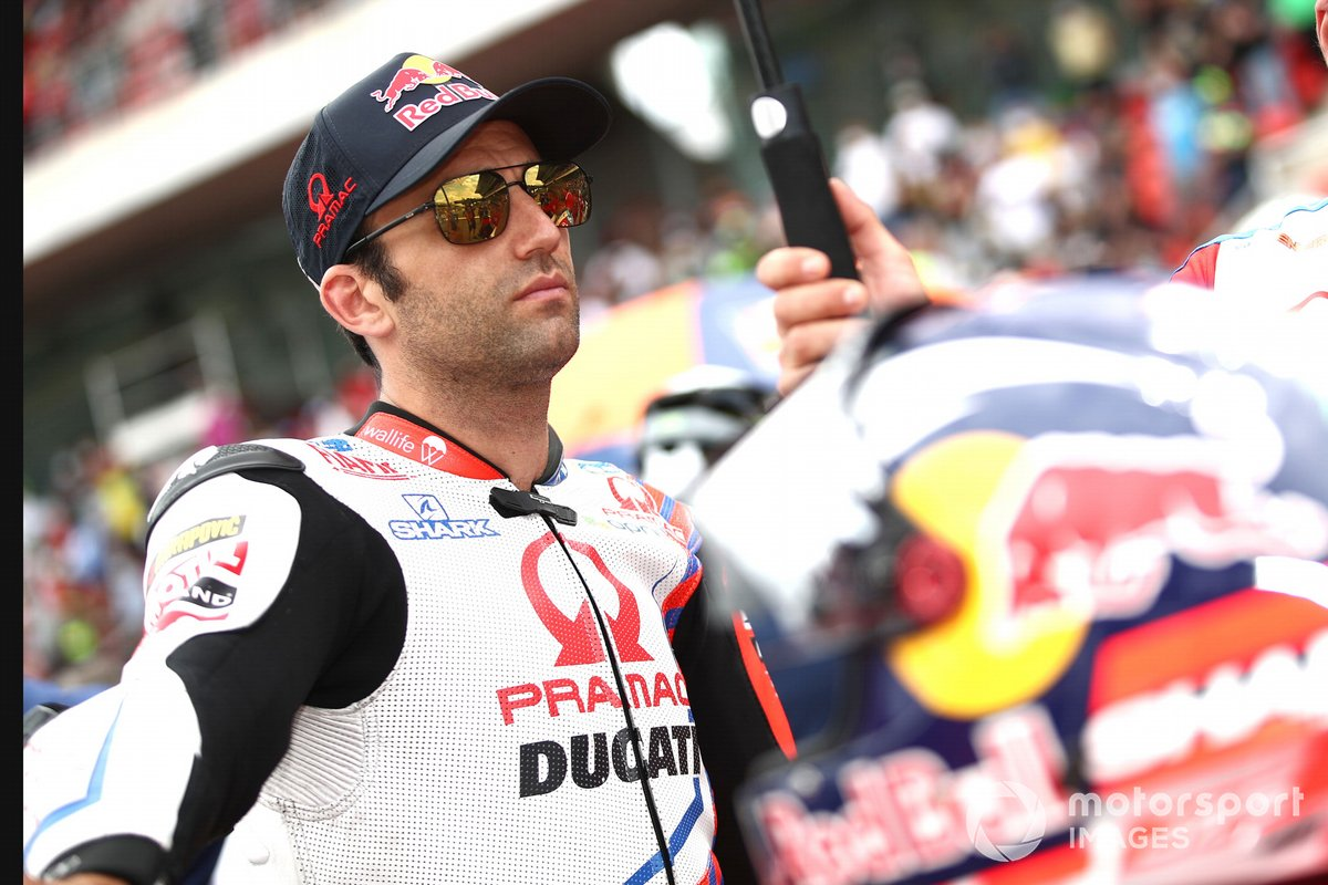 Johann Zarco, Pramac Racing MotoGP