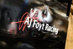 A.J. Foyt Enterprises livery logo