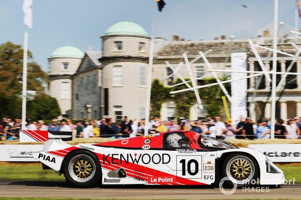 Kenwood Porsche 962