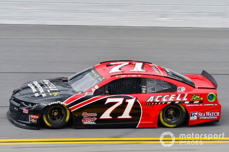 Ryan Truex, Tommy Baldwin Racing, Chevrolet Camaro Accell Construction, Inc.
