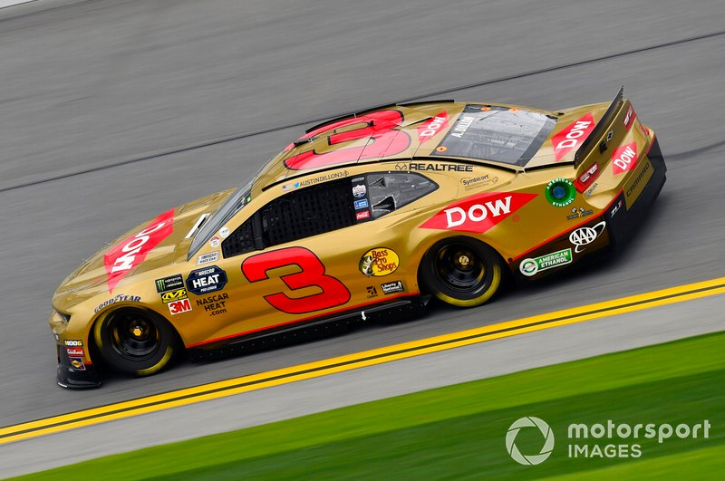 20. Austin Dillon, Richard Childress Racing, Chevrolet Camaro Dow