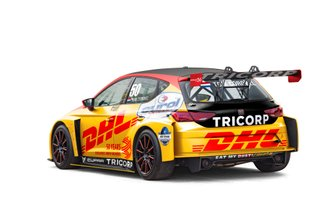Tom Coronel, Cupra TCR
